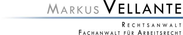 Markus Vellante – Rechtsanwalt und Fachanwalt für Arbeitsrecht